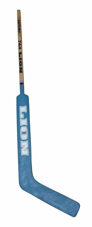 Brankářská hokejka - LION 744 brankářská hokejka 145 cm LEVÁ
