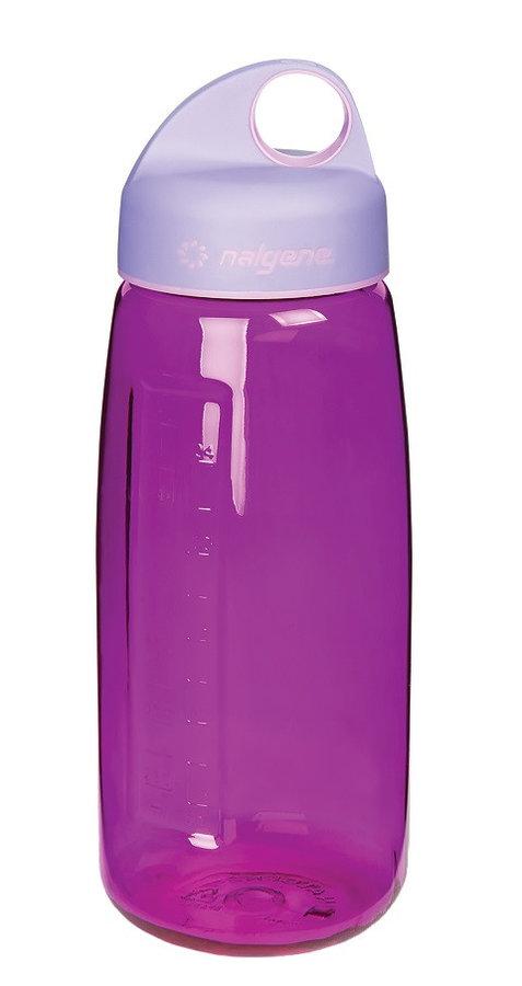 Fialová láhev na pití Nalgene - objem 0,7 l