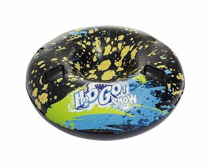 Černo-modrý dětský nafukovací kluzák Bestway