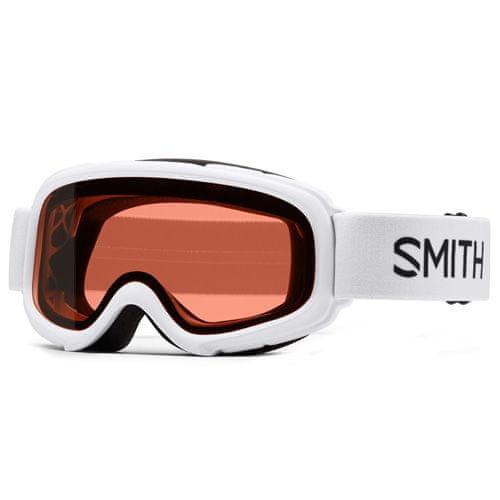 Lyžařské brýle - Smith GAMBLER AIR   White   RC36 Rose Copper   O/S
