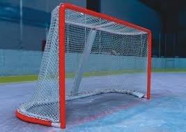 Pokorný sítě chránič sítě vnější hokejové branky