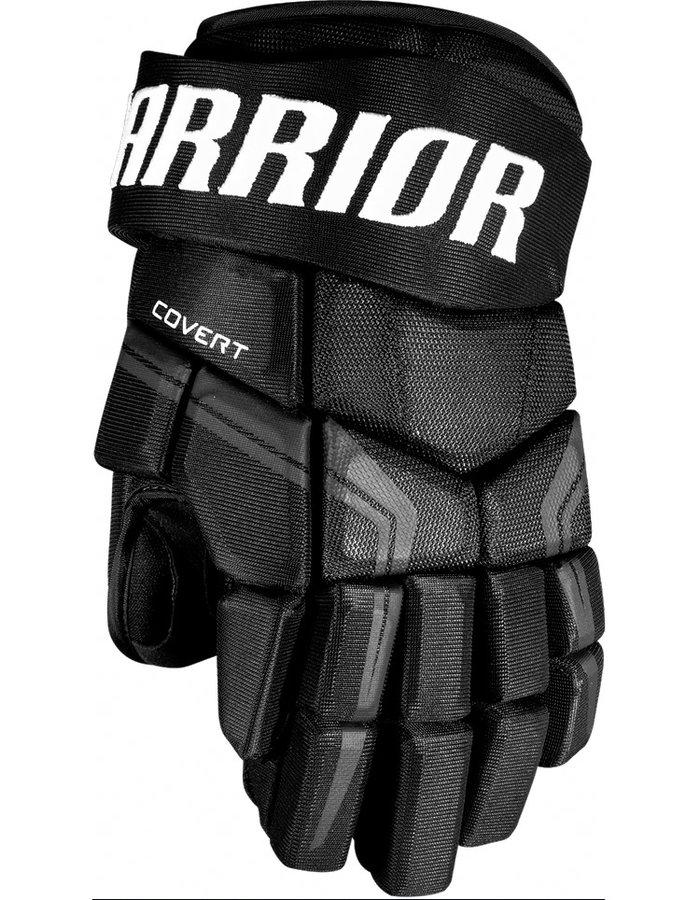 Hokejové rukavice - senior Covert QRE4, Warrior
