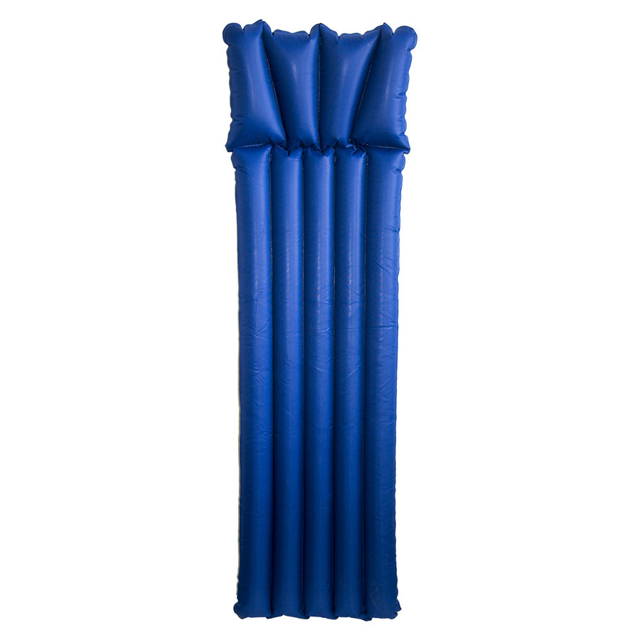 Modré nafukovací lehátko Bestway - délka 184 cm a šířka 56 cm