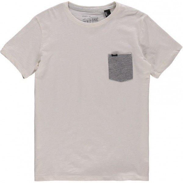 Šedé chlapecké tričko s krátkým rukávem O'Neill