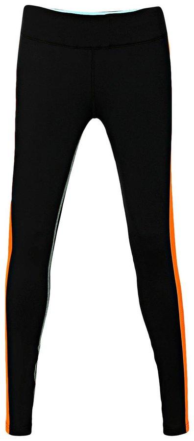 Černé dámské běžecké kalhoty Alpine Pro