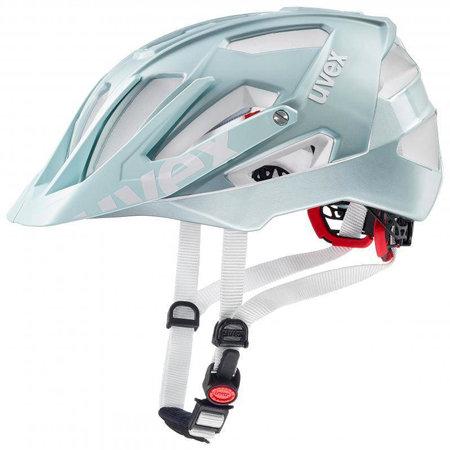 Zelená cyklistická helma Uvex - velikost 52-57 cm