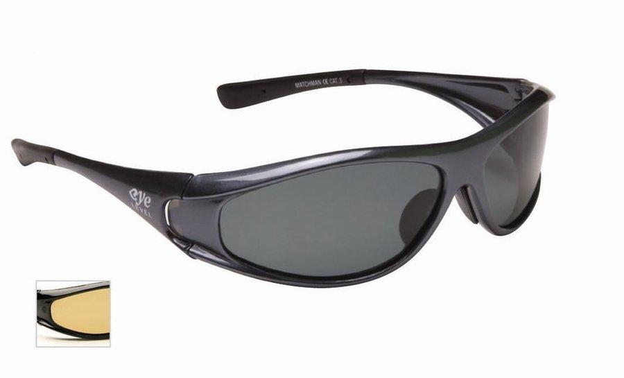 Polarizační brýle - Eye level Polarizační brýle Matchman + pouzdro zdarma!