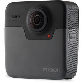Šedá outdoorová kamera Fusion, GoPro