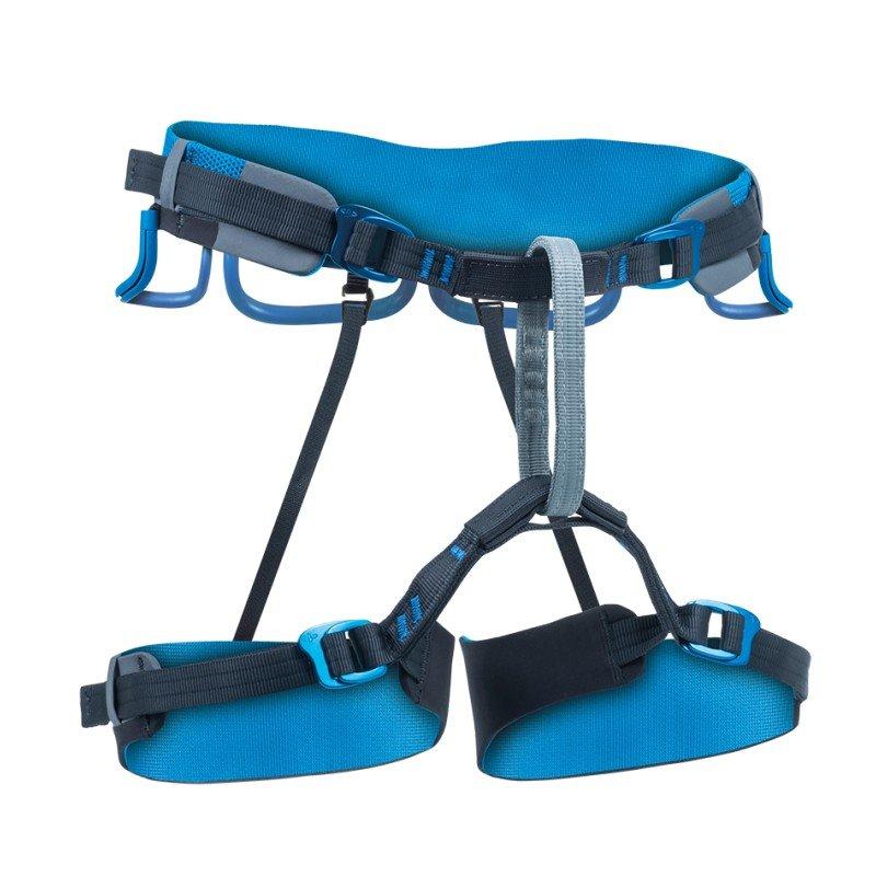 Modrý pánský horolezecký úvazek Beal