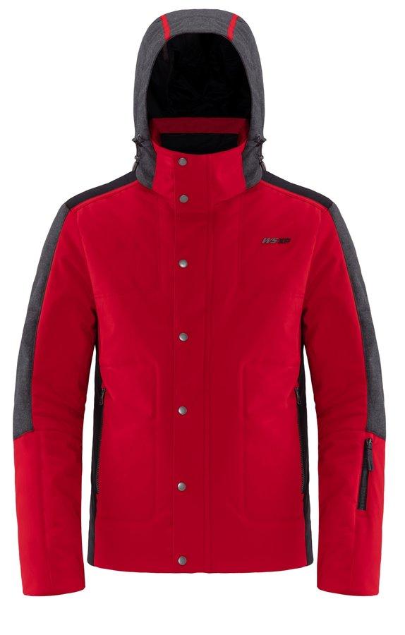 Červená pánská bunda West Scout