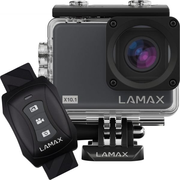 Černá outdoorová kamera X10.1, LAMAX
