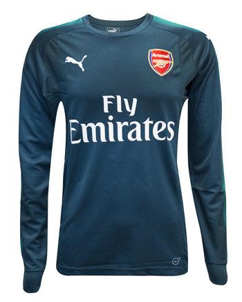 """Modrý brankářský fotbalový dres """"Arsenal FC"""", Puma"""