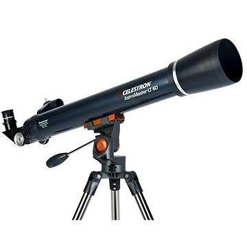 Teleskop se stativem AstroMaster LT 60AZ, Celestron
