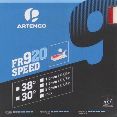 Potah na pálku 920 Speed, Artengo