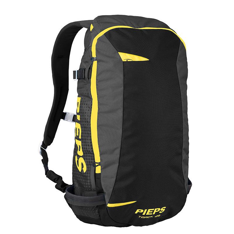 Černý skialpový batoh Pieps - objem 25 l