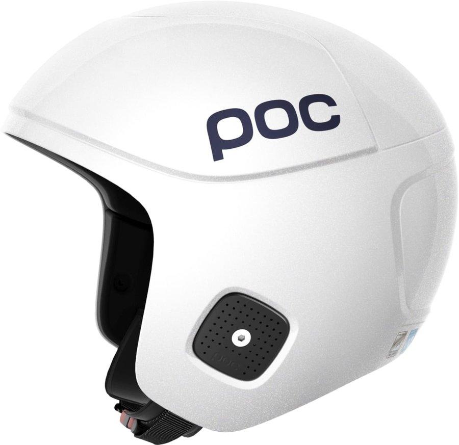 Bílá dámská helma na snowboard POC - velikost M