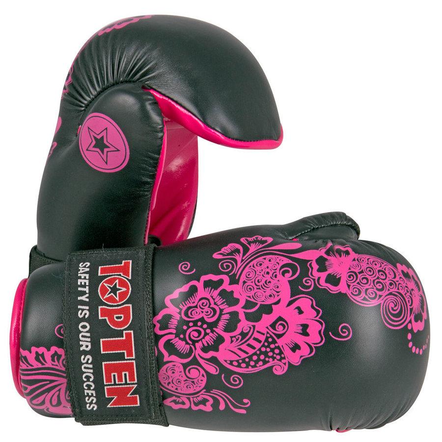 Černá karate rukavice Top Ten