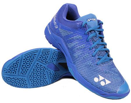 Modrá pánská sálová obuv Power Cushion Aerus 3, Yonex