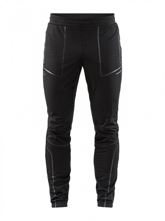 Černé pánské běžecké kalhoty Sharp Pants, Craft - velikost XXL