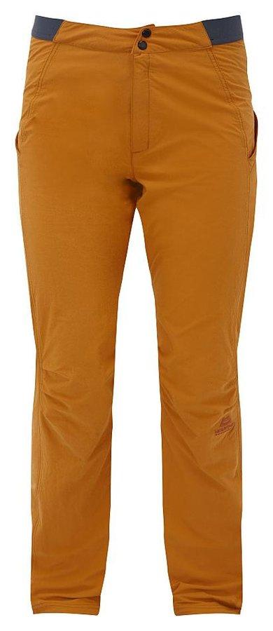 Oranžové dámské turistické kalhoty Mountain Equipment