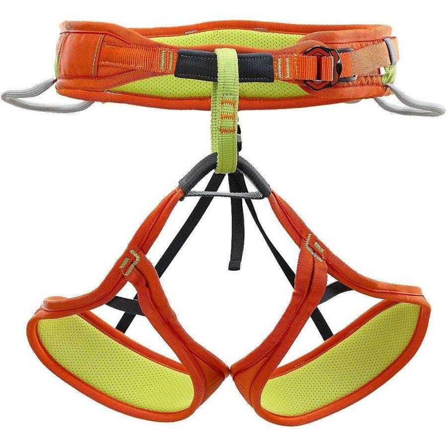 Oranžový horolezecký úvazek On-Sight, Climbing Technology