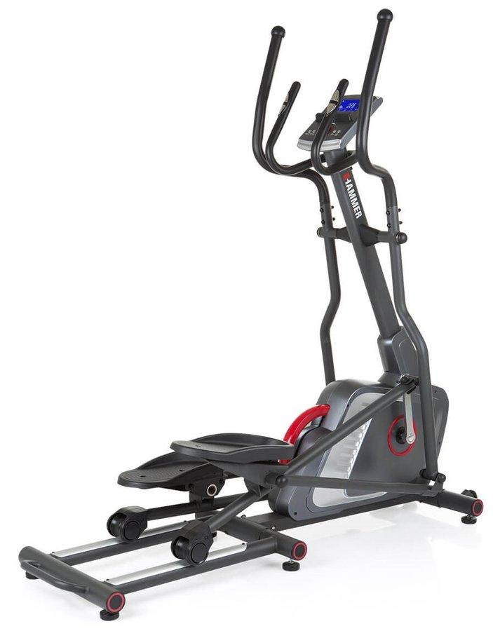Magnetický eliptický trenažér Speed-Motion BT, Hammer - nosnost 130 kg