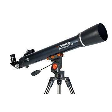 Teleskop se stativem AstroMaster LT 70 AZ, Celestron