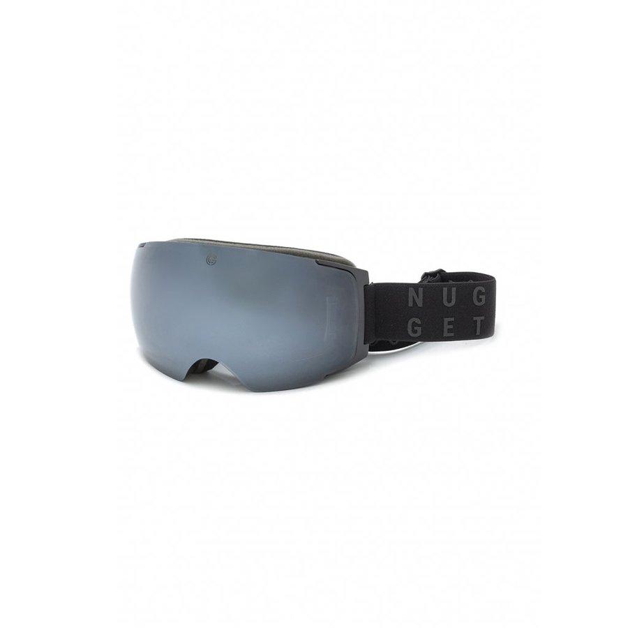 Brýle na snowboard - Nugget Discharge 3 Goggles B - Black Velikost: JEDNOTNÁ VELIKOST