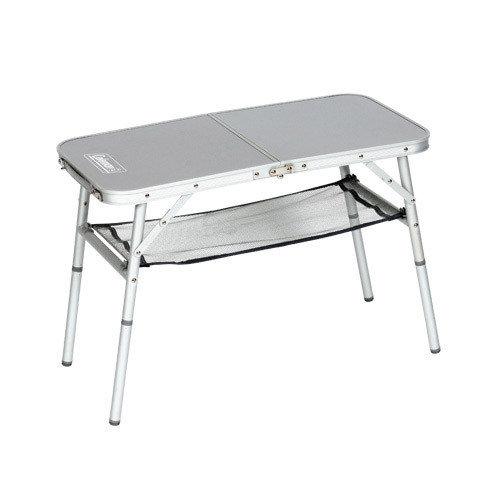 Rozkládací kempingový stůl Coleman - délka 80 cm, šířka 40 cm a výška 55 cm