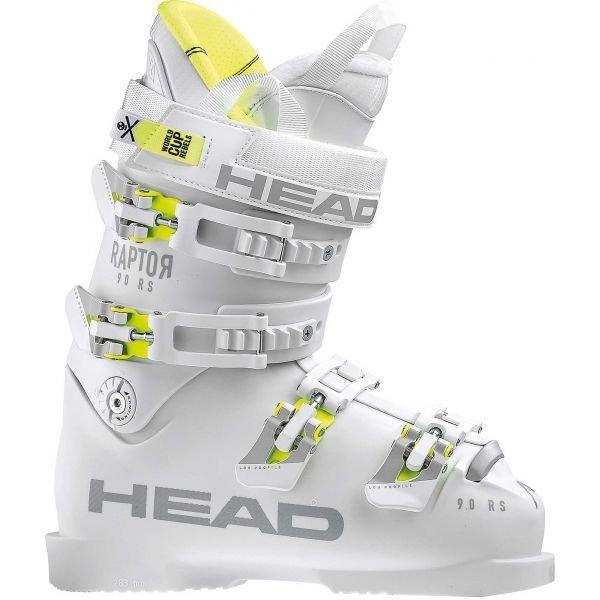 Bílé dámské lyžařské boty Head