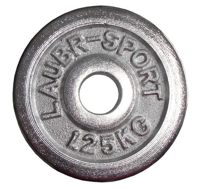 Kotouč na činky CorbySport - 1,25 kg