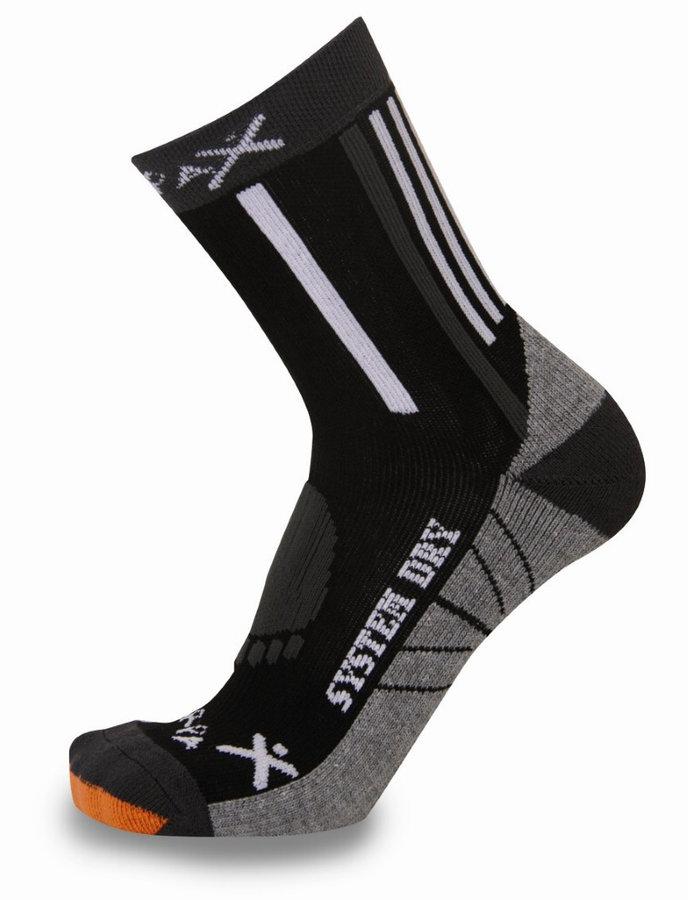Černé pánské ponožky Everest, Sherpax - velikost 30-34 EU
