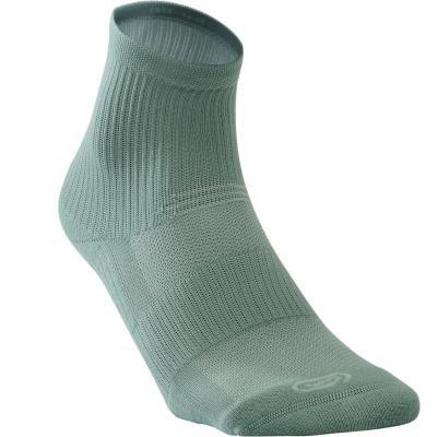 Zelené běžecké ponožky CONFORT, Kalenji
