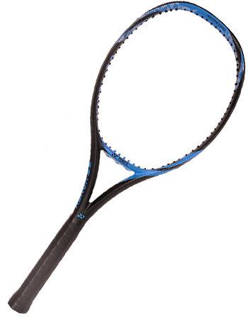 Modrá tenisová raketa Ezone 100, Yonex