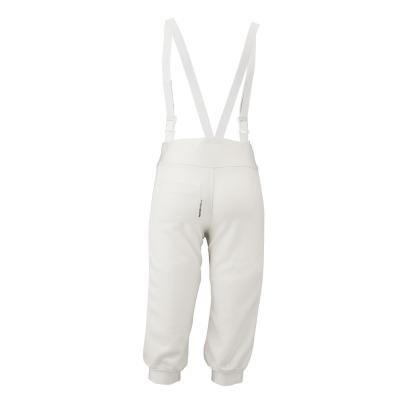 Bílé dětské kalhoty na šerm Fenc'IT