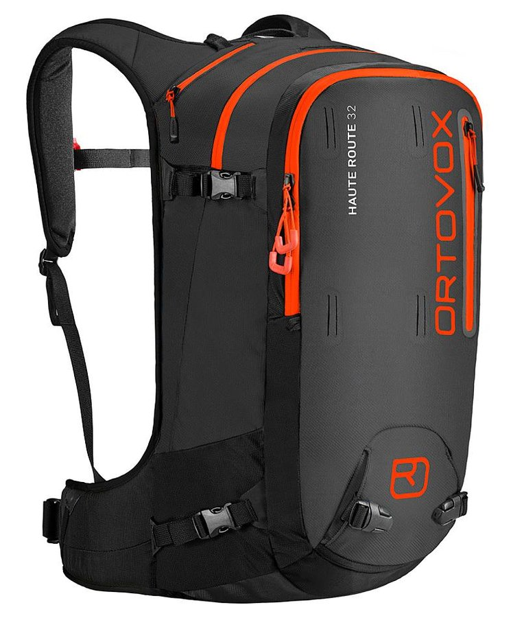 Černý skialpový batoh Ortovox - objem 32 l