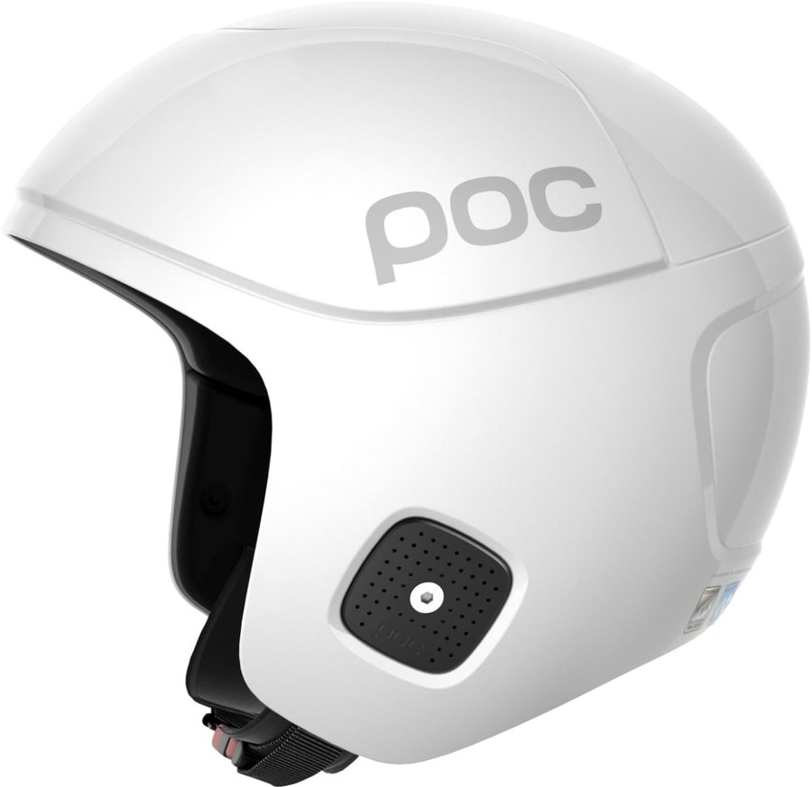 Bílá dámská helma na snowboard POC - velikost 59-60 cm