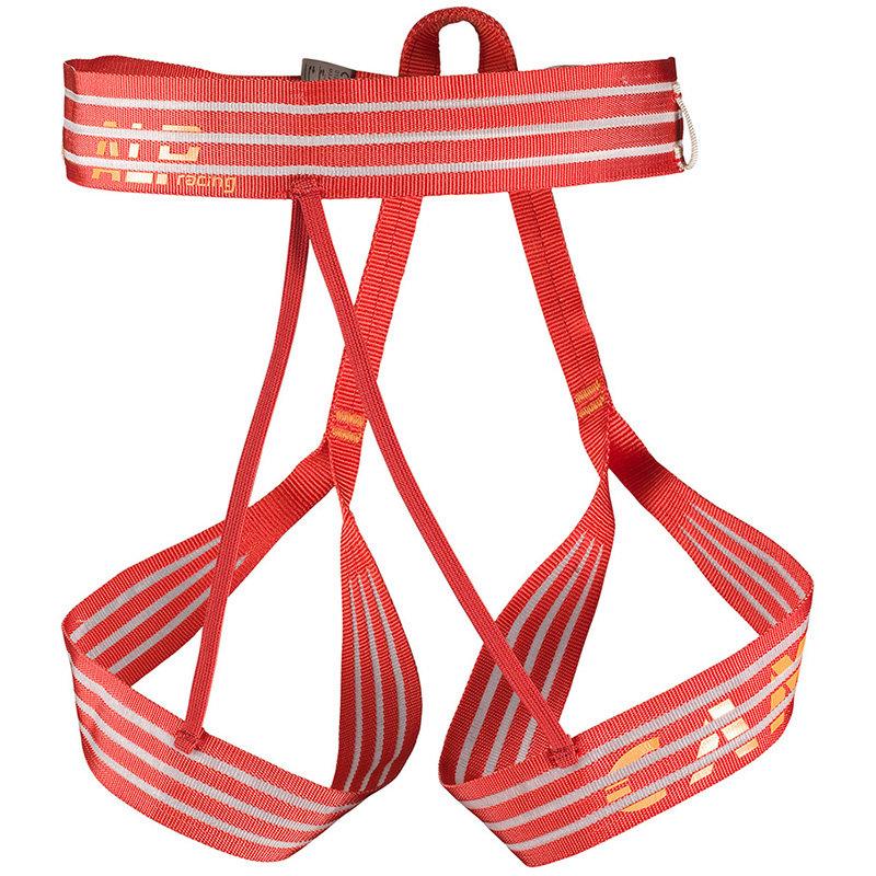 Červený horolezecký úvazek Alp Racing, Camp