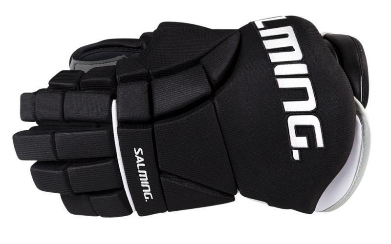"Hokejové rukavice Salming - velikost 13"""