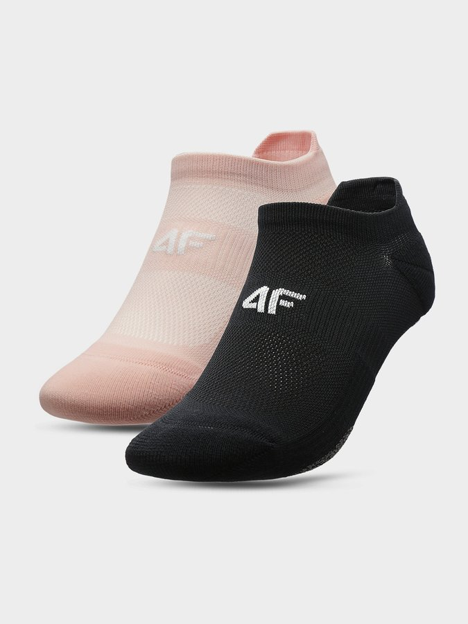 Kotníkové dámské běžecké ponožky 4F - velikost 39-42 EU