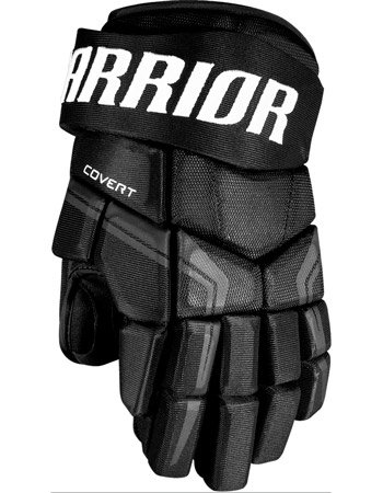 Hokejové rukavice - junior Covert QRE4, Warrior