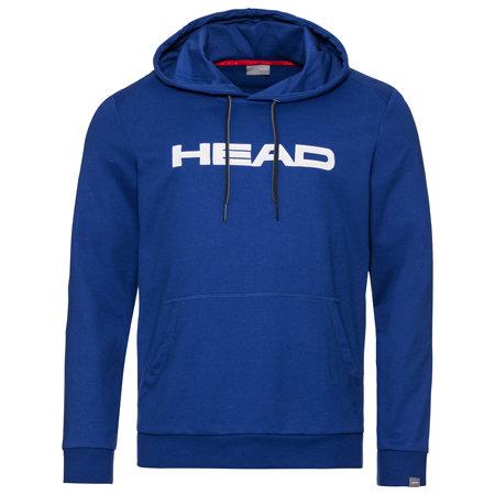 Modrá pánská mikina s kapucí Head