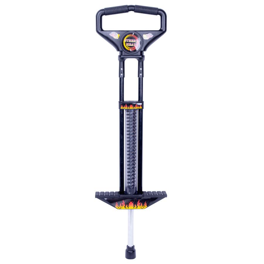 Fialová skákací tyč Worker - nosnost 50 kg