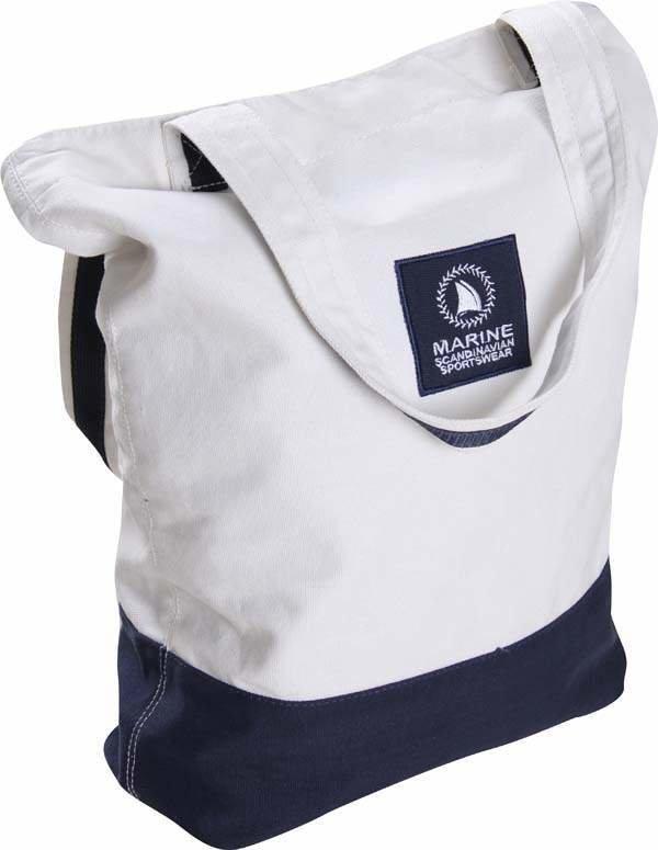 Bílá sportovní taška MARINE