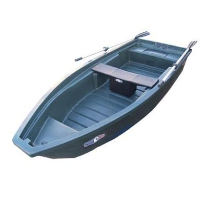 Modrý rybářský člun pro 5 osob Classic