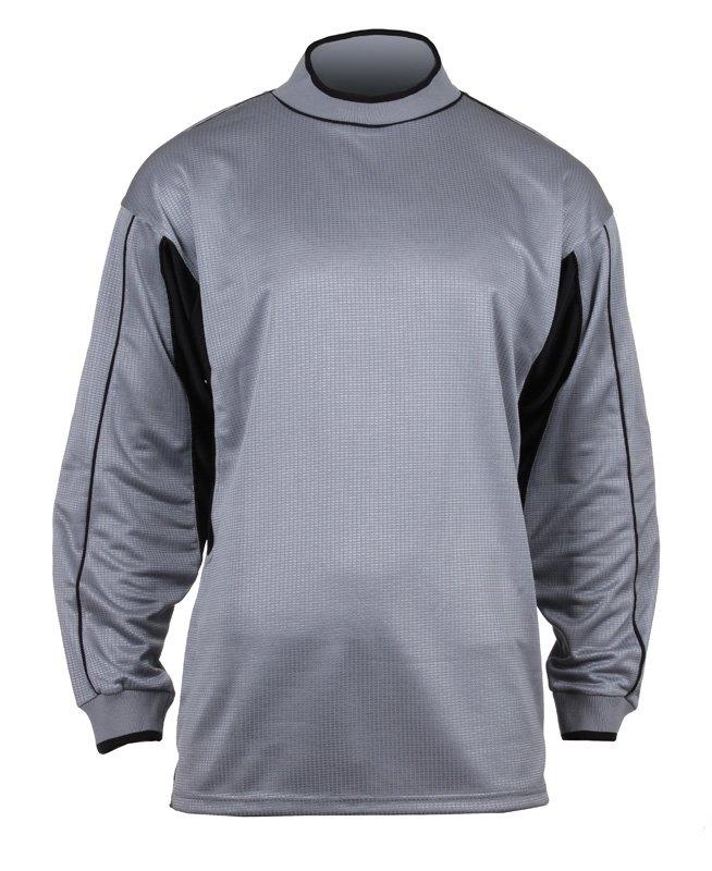 Šedý brankářský fotbalový dres GO-1, Merco
