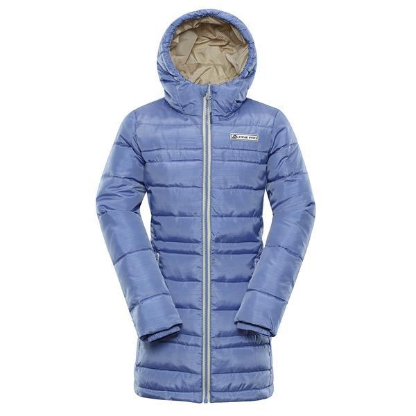 Modrý dětský kabát Alpine Pro