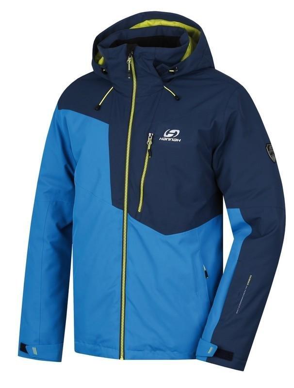 Modrá pánská lyžařská bunda Hannah