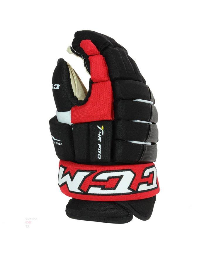 "Hokejové rukavice - junior CCM - velikost 12"""