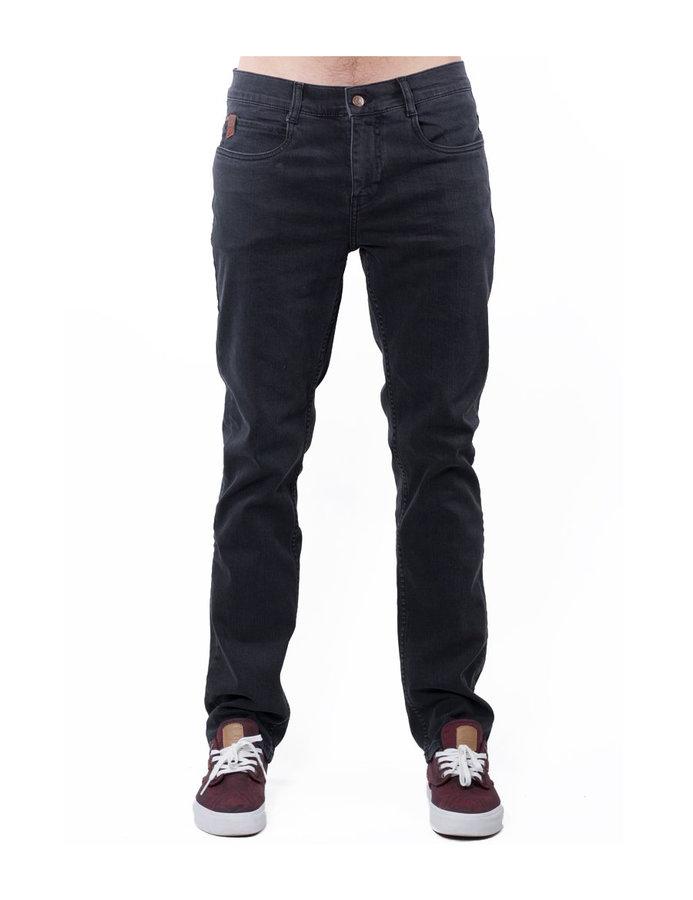 Kalhoty - MEATFLY Riot B - Dark Grey Velikost: 32